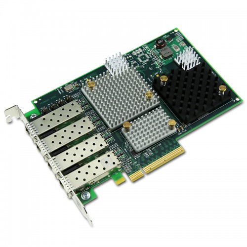LPE12004, Emulex 8Gb/s Fibre Channel PCI Express Quad